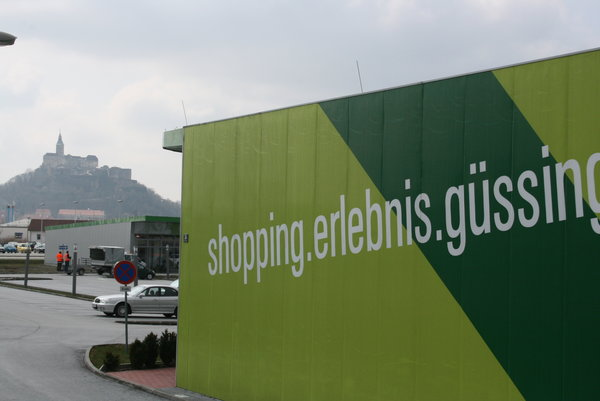 City Center Güssing